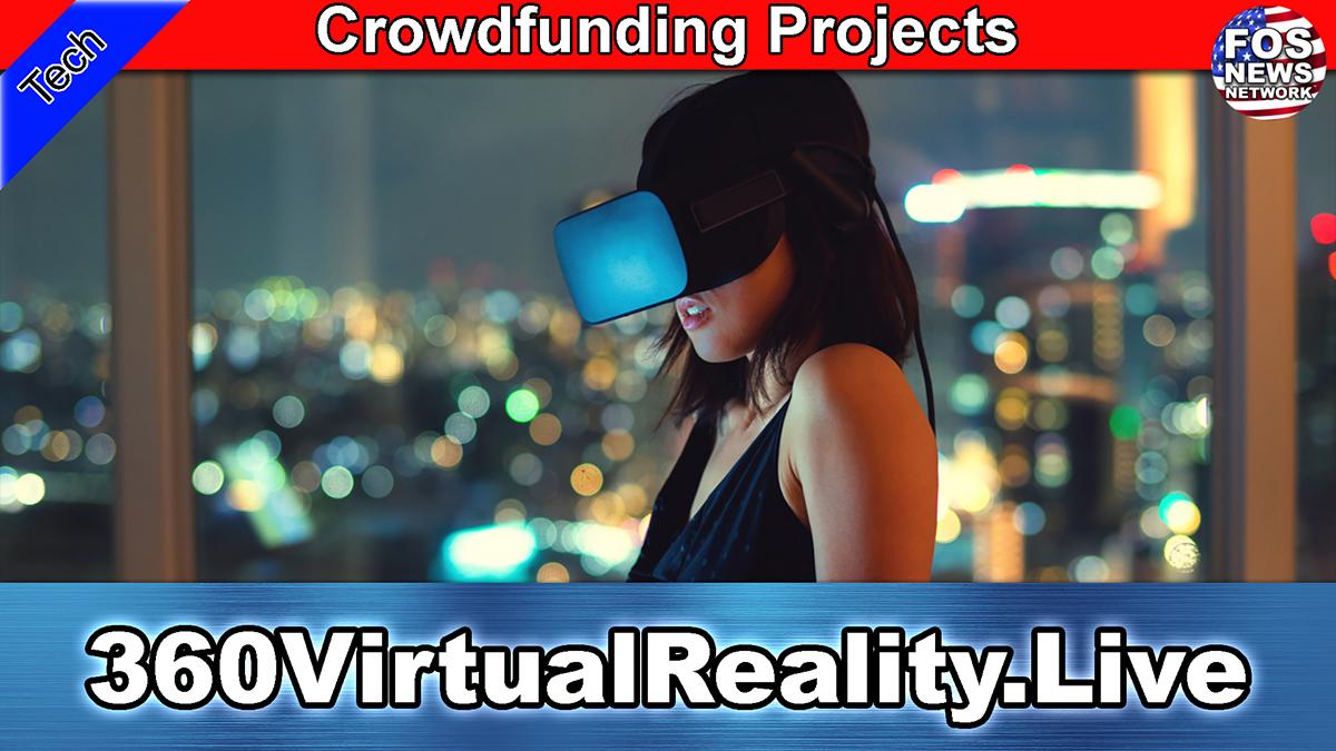 360 Virtual Reality Live