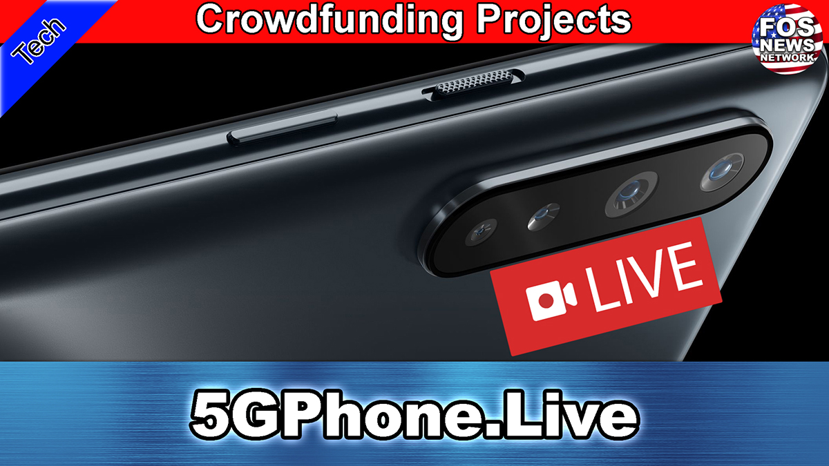 5G Phone Live